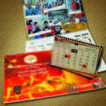 Kalender Vincentius 2014